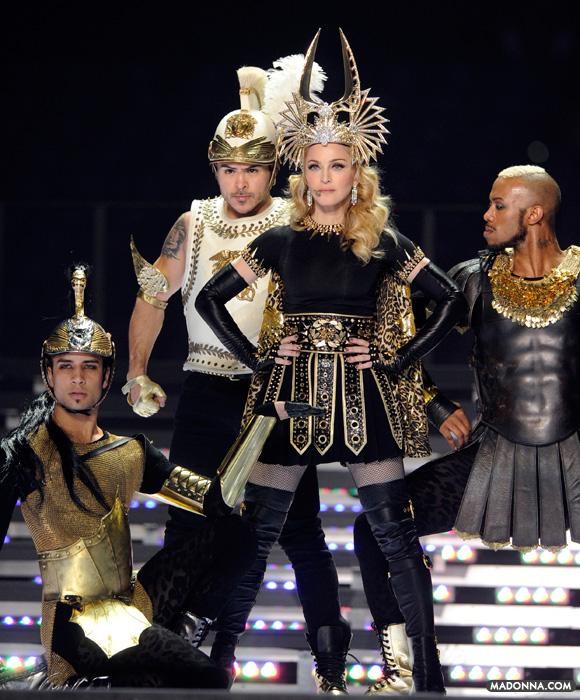Madonna Tour Dates 2012 Announced