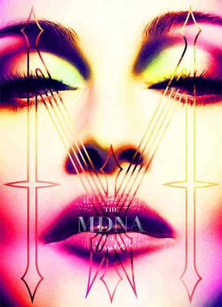 MDNA Tour To Be Released On DVD & Blu-Ray August 27 (US) /August 26 (Internationally)