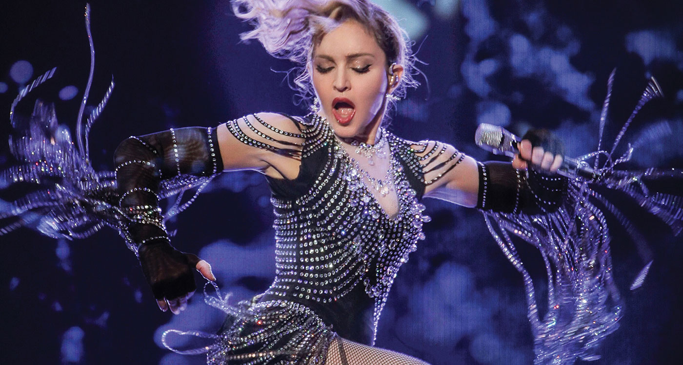 Madonna Gay 108
