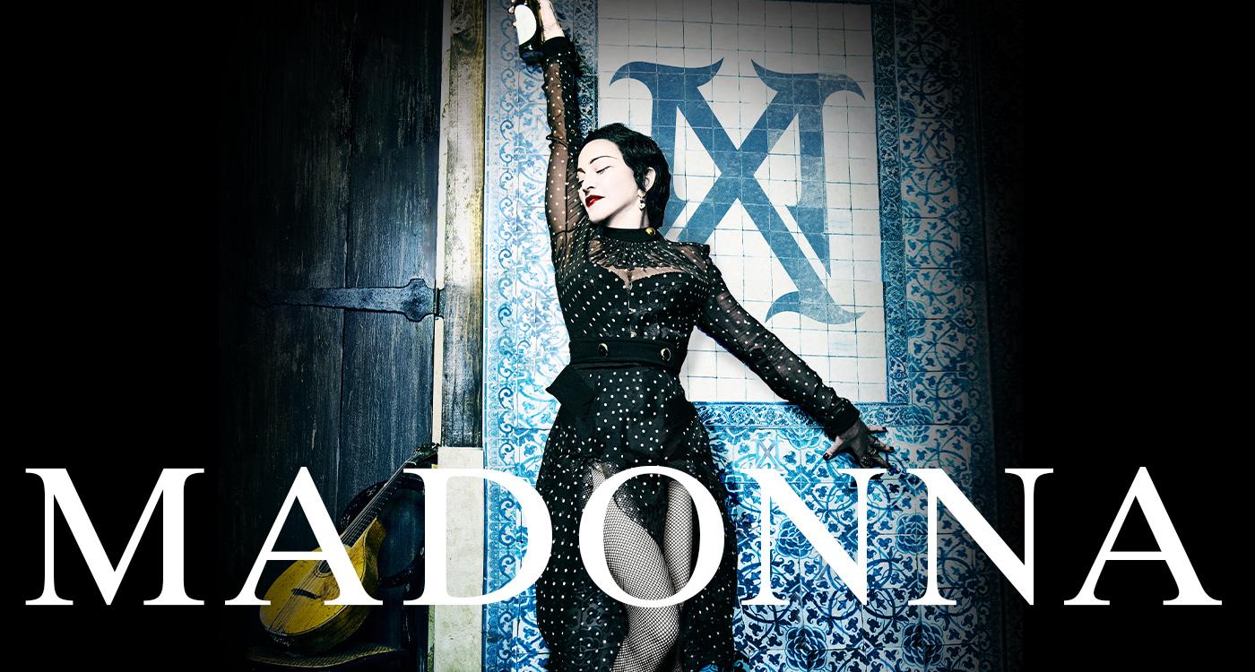 Calendrier World Tour 2020.Madonna Tour