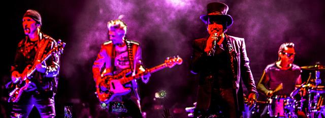 Download SIX Tracks : 'U2 Live Songs of iNNOCENCE +