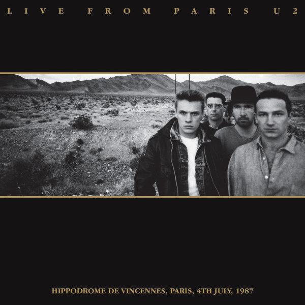 Image result for U2 - The Joshua Tree (1987)