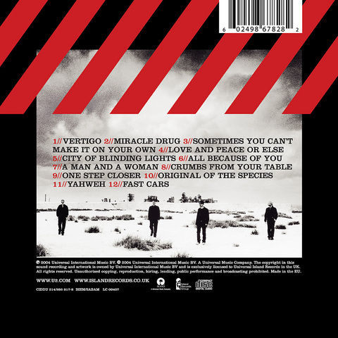 Vinyl Achtung Baby U2 Gt Gallery Gt Achtung Baby U2 Zooropa