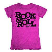 Femme Rock N' Roll Tee