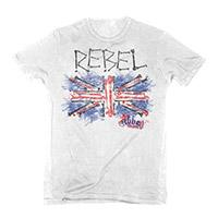 Rockin' Rebel Flag Tee