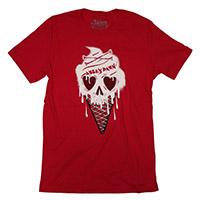 Ice Cream Skull Tee