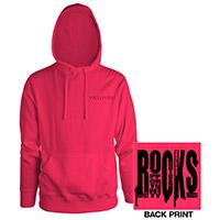 R.O.C.K.S Pullover Hooded Sweatshirt