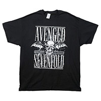Avenged Sevenfold Bulletproof Tee