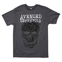 Avenged Sevenfold Skull Tee
