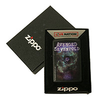 The Stage Zippo