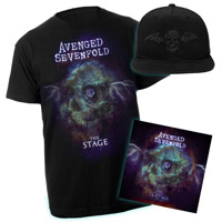 The Stage Tee & CD & Hat