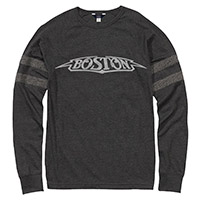 Boston Logo Long Sleeve Crew T-Shirt