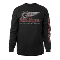 Bob Seger Long Sleeve Shirt