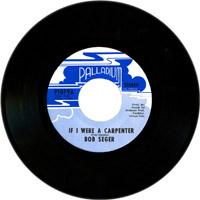 If I Were A Carpenter/Jesse James original vinyl 45