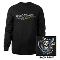 Bob Seger Runaway Train Long Sleeve Tee