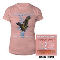 Screaming Eagle Ladies Tour Tee