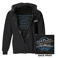 Night Moves Zip Sweatshirt