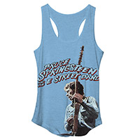 Women's Springsteen Racer Back Tank Top