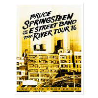 The River New York Event Poster