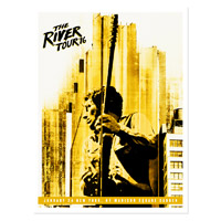 The River New York Double Poster