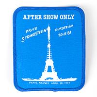 Eiffel Tower Patch