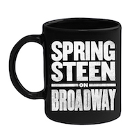 Springsteen on Broadway Mug