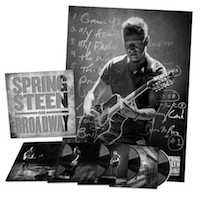 Springsteen on Broadway LP + Litho Bundle