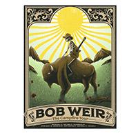 Bob Weir Buffalo Poster