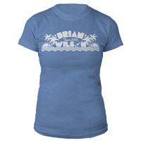 Brian Wilson Women's Palm Tree Shirt