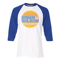 Ocean Blue Basball Shirt