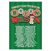 Holiday Tour 2018 Poster