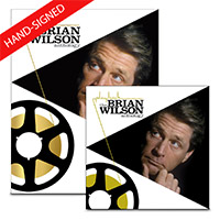 Playback: Brian Wilson Anthology Vinyl & Hand Signed Litho