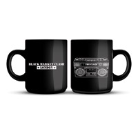 The Clash Boombox Mug