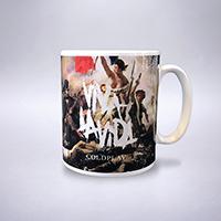 Viva La Vida Album Cover Mug