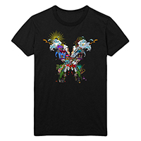 Butterfly Black T-shirt