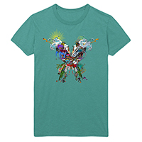 Butterfly Seafoam T-shirt
