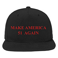 Corey Taylor Make America 51 Again Snapback Hat