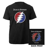 Dead & Company Logo T-shirt