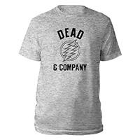 Dead & Company Logo Tee