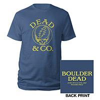 Boulder, CO Stealie Event Tee