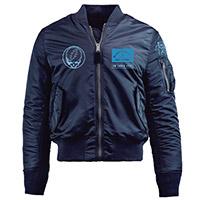 Fall Tour Bomber Jacket