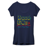 Playing in the Sand Rivera Maya Ladies Event Tee