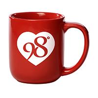 Heart Logo Mug