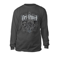 Eagle Crest Long Sleeve Tee