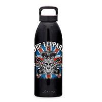 Def Leppard Water Bottle