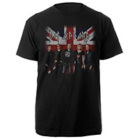 Band Photo Flag Tee