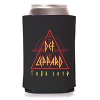Tour 2018 Triangle And Target Coozie