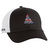 Tour 2018 Union Jack Trucker Hat