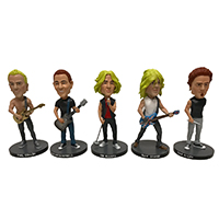 Caricature Bobble Head Set