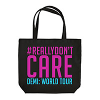 Really Don't Care Tote Bag